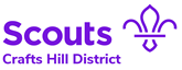 Crafts Hill District Scouts Logo